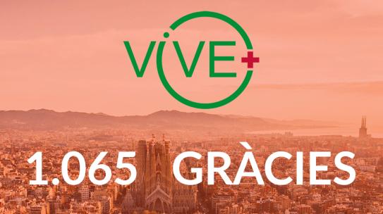 Acaba el reclutament de Vive+