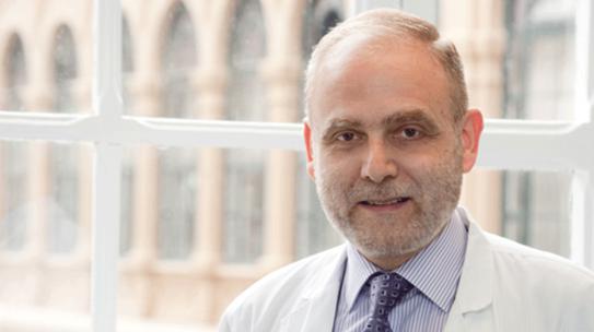 El Dr. Josep M. Miró rep el Premi GeSIDA a la Trajectòria Professional